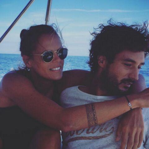 Laure Manaudou et Jérémy Frérot: c'est l'amour à la plage