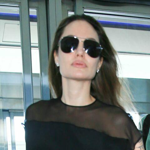 Angelina Jolie: Brad Pitt lui «manque» beaucoup