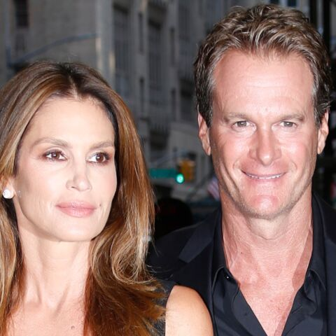 PHOTOS – Cindy Crawford et son mari, comme deux ados au concert de Paul McCartney
