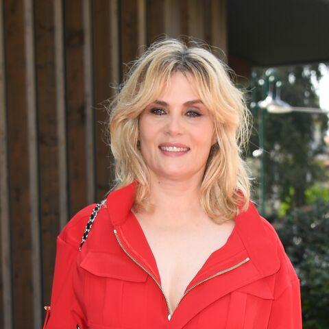 Emmanuelle Seigner intarissable sur Elvis et Morgane, les enfants qu'elle a eus avec Roman Polanski