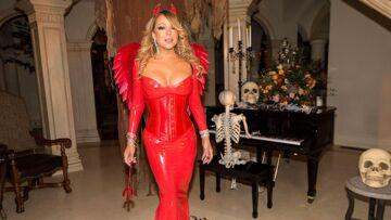PHOTOS – Avec Mariah Carey, Halloween c'est tous les jours