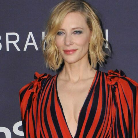PHOTOS – Coupe de cheveux : Comment Cate Blanchett joue de son carré blond