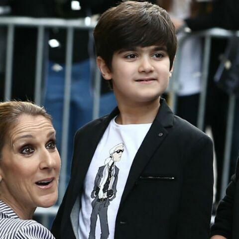 PHOTO – Céline Dion totalement «maléfique» avec ses jumeaux Eddy et Nelson