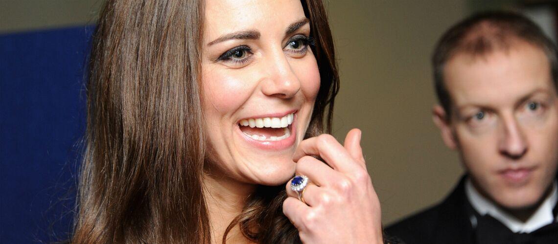 Pourquoi Kate Middleton n'aurait jamais dû avoir la bague de fiançailles de Diana