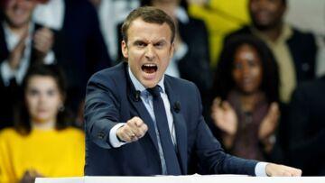 Emmanuel Macron a une petite astuce pour paraître moins jeune