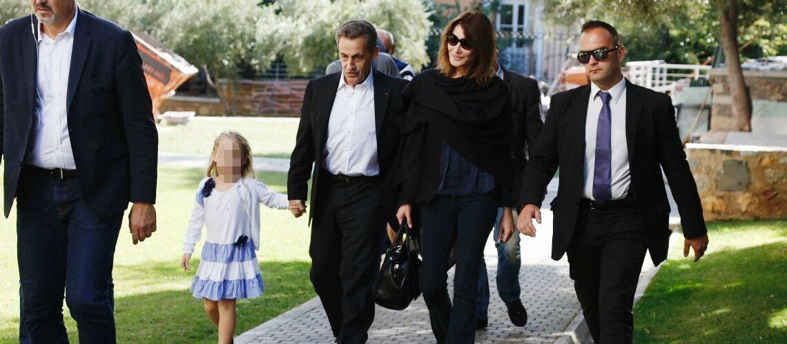 PHOTOS – Giulia Sarkozy: la vraie star chez les Sarkozy c'est elle
