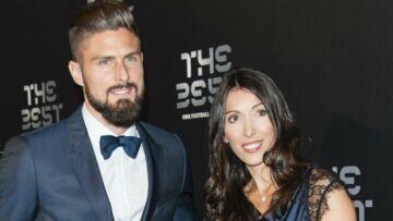PHOTOS – Olivier Giroud bientôt papa pour la 3e fois, sa femme Jennifer est enceinte