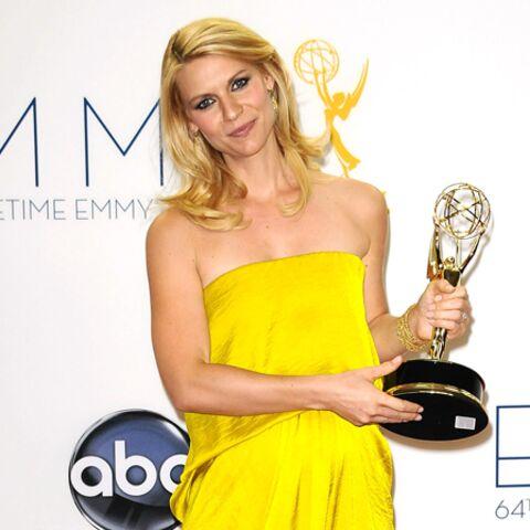 Photos- Emmy Awards: Claire Danes et Homeland triomphent