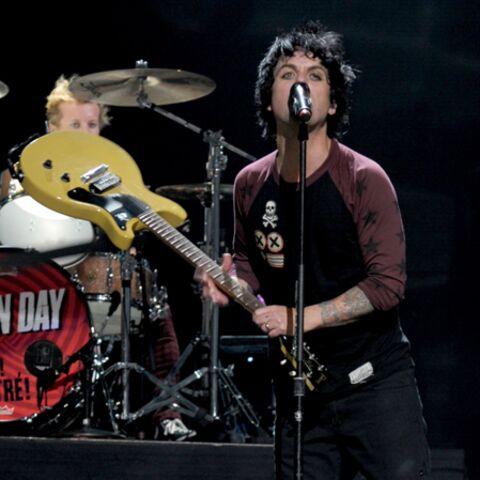 Green Day, son chanteur a vu rouge