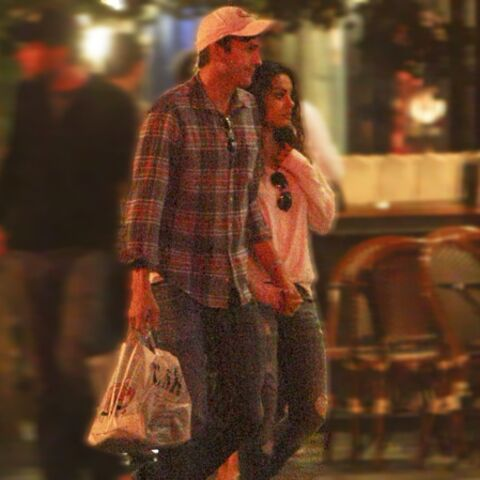 Photos- Mila Kunis et Ashton Kutcher love New York