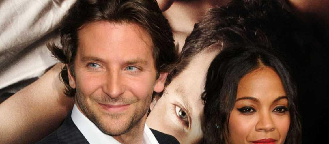 Zoe Saldana et Bradley Cooper: de nouveau ensemble