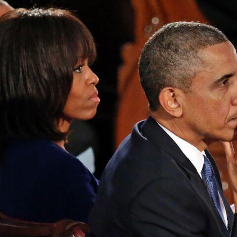 Barack Obama a peur de sa femme Michelle