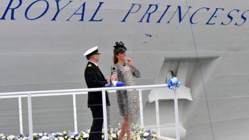 Royal Princess: le paquebot de Kate en souffrance en Méditerranée