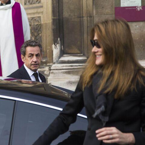 Carla Bruni et Nicolas Sarkozy, nouvelle épreuve