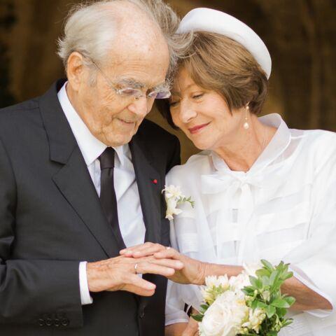Exclu Gala – Macha Méril et Michel Legrand: le mariage de leur vie