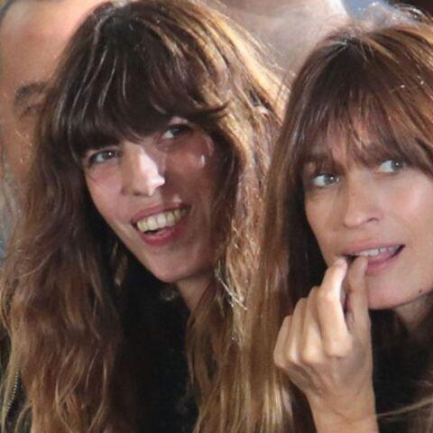 Paris Fashion Week – Lou Doillon, Caroline de Maigret et Les Twins chez Anthony Vaccarello