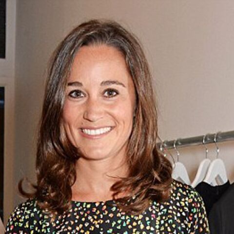 Pippa Middleton, bobo-chic à la Fashion Night Out