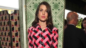 T'as le look… Charlotte Casiraghi!