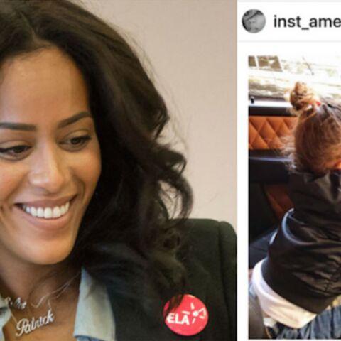 PHOTOS – Amel Bent, sa petite Sofia est déjà une as du volant, tenue de scène hyper sexy pour Katy Perry, Cristiano Ronaldo fier de ses abdominaux… Hot, insolite ou drôle, la semaine des stars en images