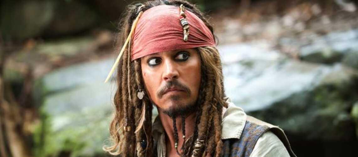 Johnny Depp: 90 millions de dollars pour Pirates des Caraïbes 5?