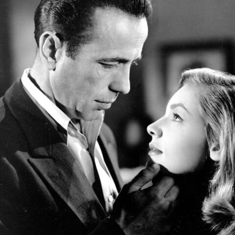 Lauren Bacall, unie pour l'éternité à Humphrey Bogart