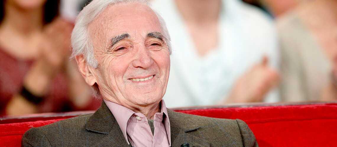 Charles Aznavour, bientôt en duo avec Zaz ou Stromae?