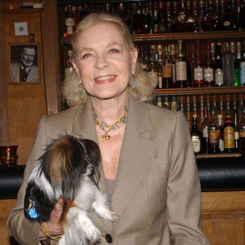 Lauren Bacall, sa chienne hérite de 7 600 euros