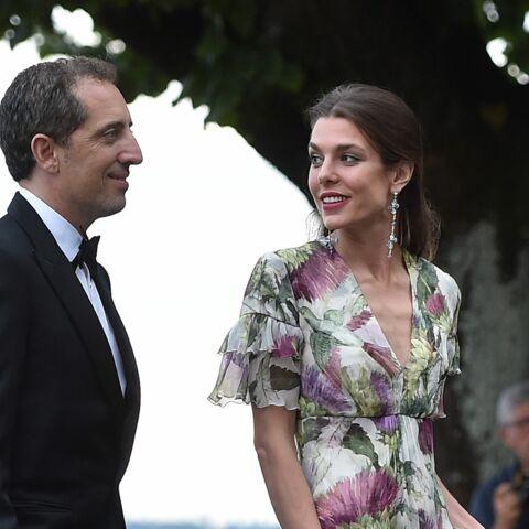 Charlotte Casiraghi et Gad Elmaleh: l'amour au beau fixe