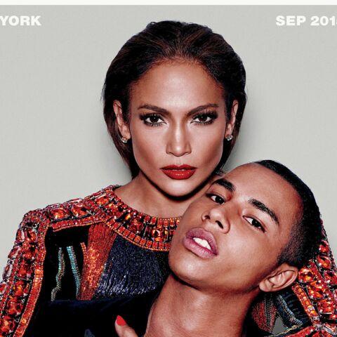 Jennifer Lopez rejoint la Balmain Army
