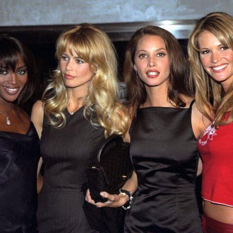 Photos avant / après – Naomi Campbell, Carla Bruni, les tops des années 1990
