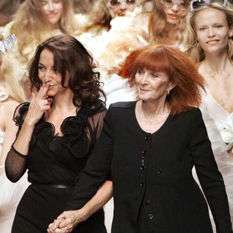 """Sonia Rykiel, 50 ans de mode et """"démode"""""""