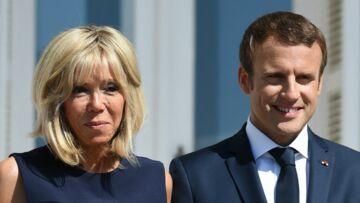 PHOTOS – Brigitte Macron, radieuse et très élégante, illumine le voyage officiel en Europe de l'Est