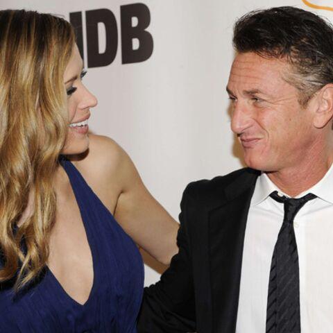 Sean Penn remet son amour au top