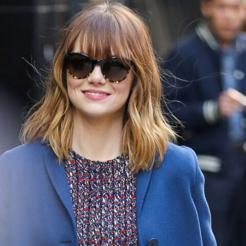 T'as le look…Emma Stone!