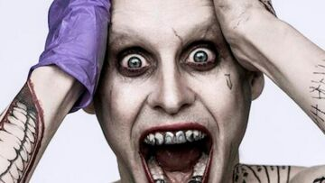 Jared Leto: sa première photo en Joker dévoilée