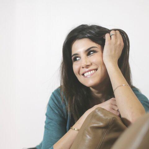 Karine Ferri: première émission après bébé