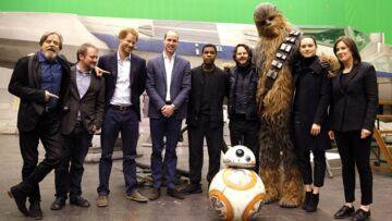 Prince William et Prince Harry dans le prochain Star Wars
