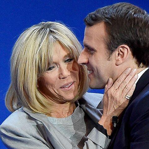Le jour où Emmanuel Macron et Brigitte se sont fait surprendre ensemble près de sa piscine