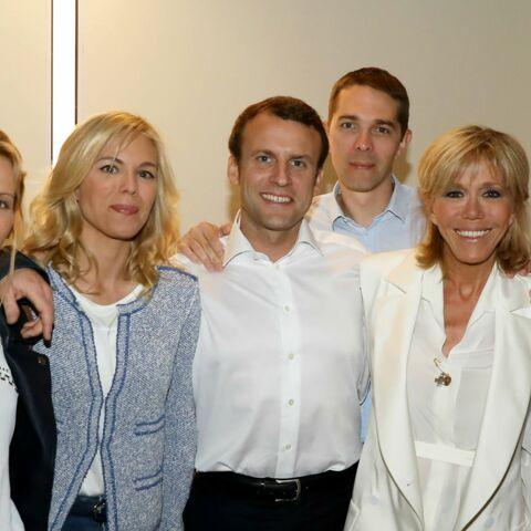 PHOTOS: Qui est Sébastien Auzière le fils de Brigitte Macron: avec sa femme il soutient son beau-père Emmanuel