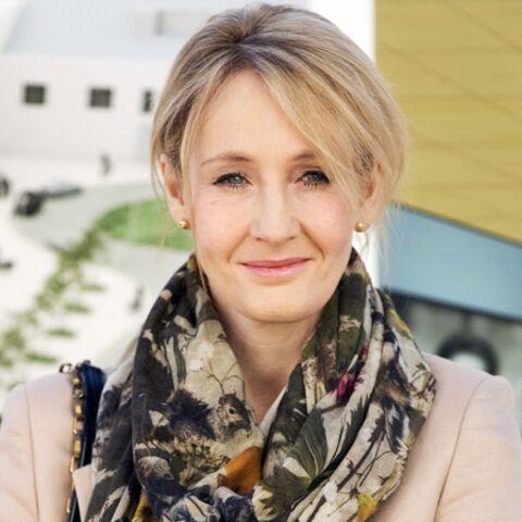 J.K. Rowling écrit un livre pour les adultes