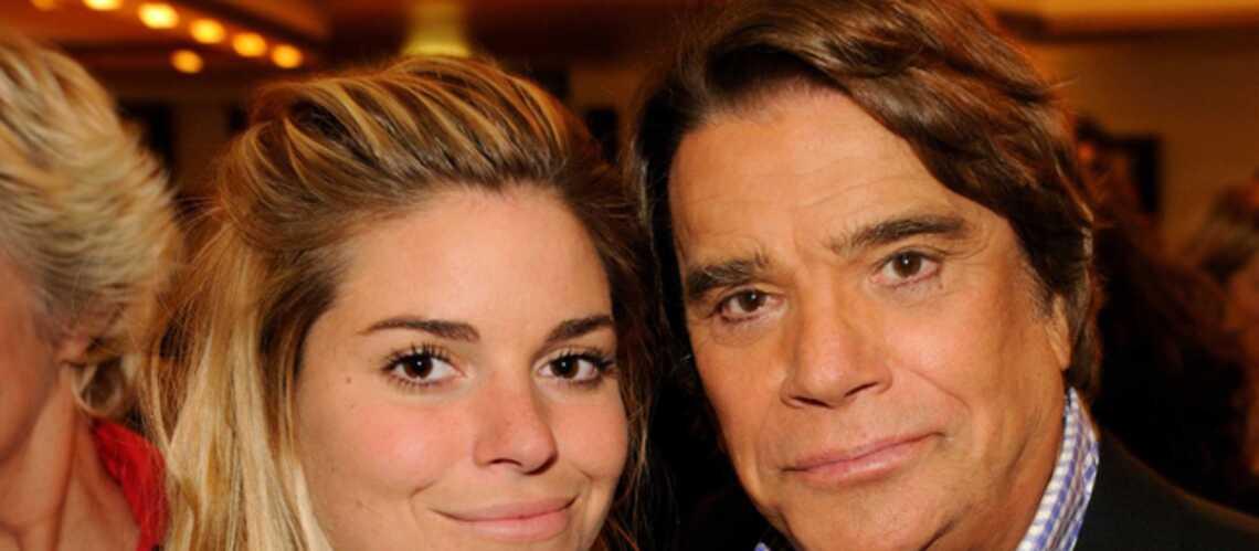 The Voice: Bernard Tapie fond devant sa fille Sophie