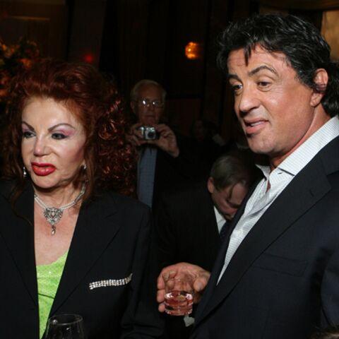 Sylvester Stallone, sa mère victime d'un arrêt cardiaque