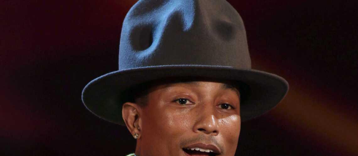 Pharell Williams: un fast-food s'offre son célèbre chapeau
