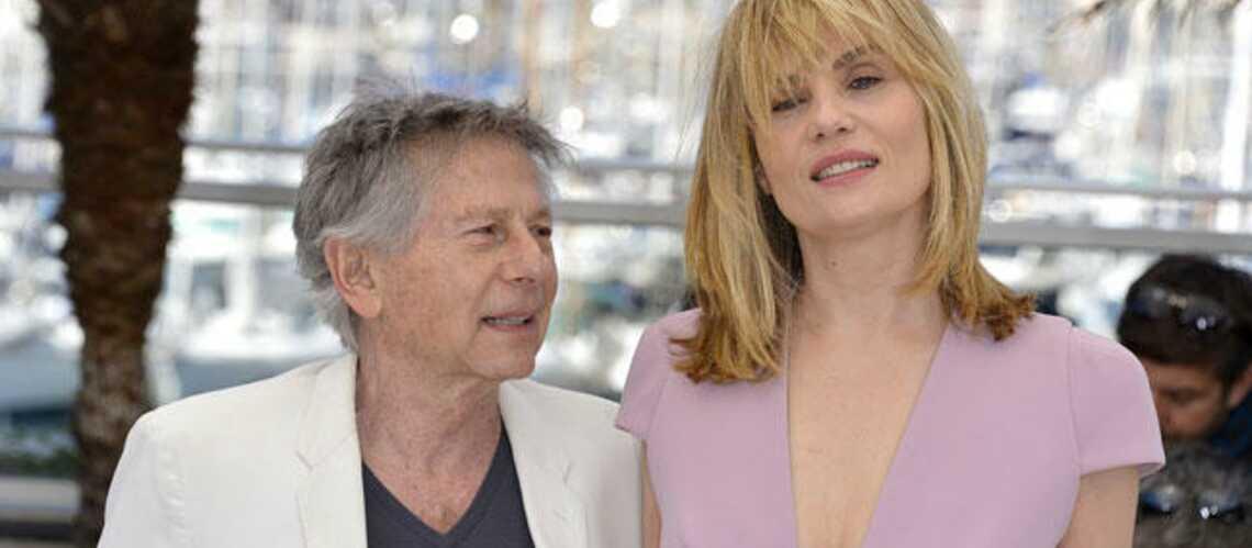 Emmanuelle Seigner et Roman Polanski: un couple aux César