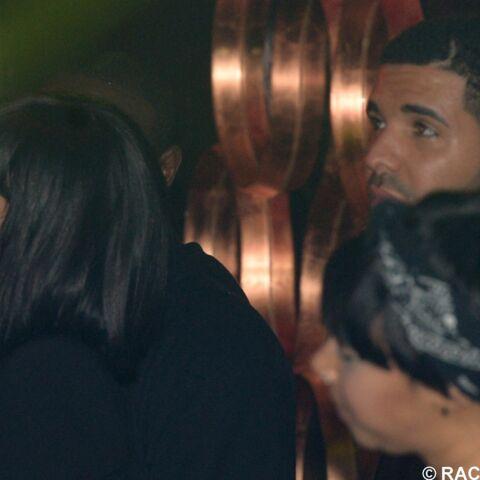 Rihanna et Drake: nuit endiablée à Paris