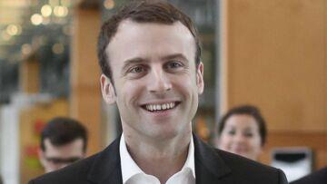 PHOTOS – Quand Emmanuel Macron s'éclate en jouant au foot avec l'OM