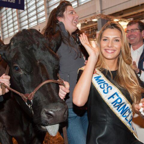 Miss France s'éclate au salon de l'agriculture