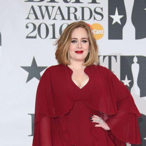 Brit Awards: Rihanna et Adele règnent sur le red carpet