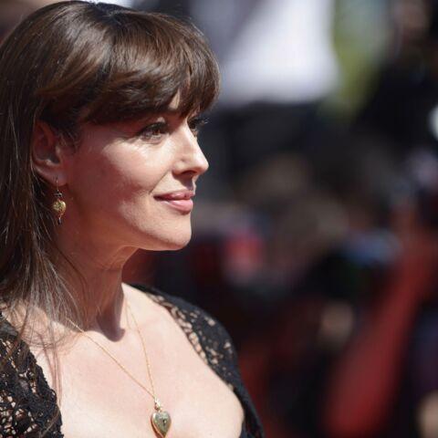 Monica Bellucci a donné 10 000 euros à la ville de Cannes