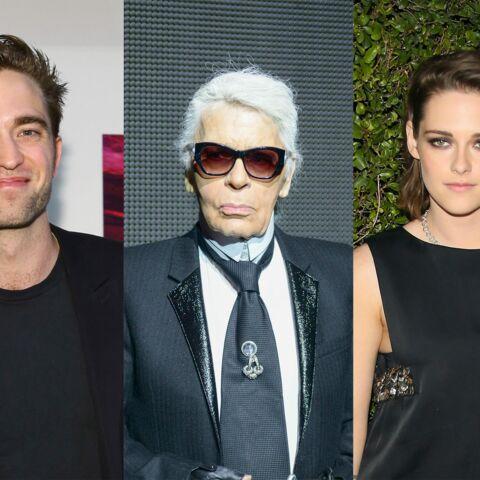 Karl Lagerfeld peut-il réconcilier Kristen Stewart et Robert Pattinson?